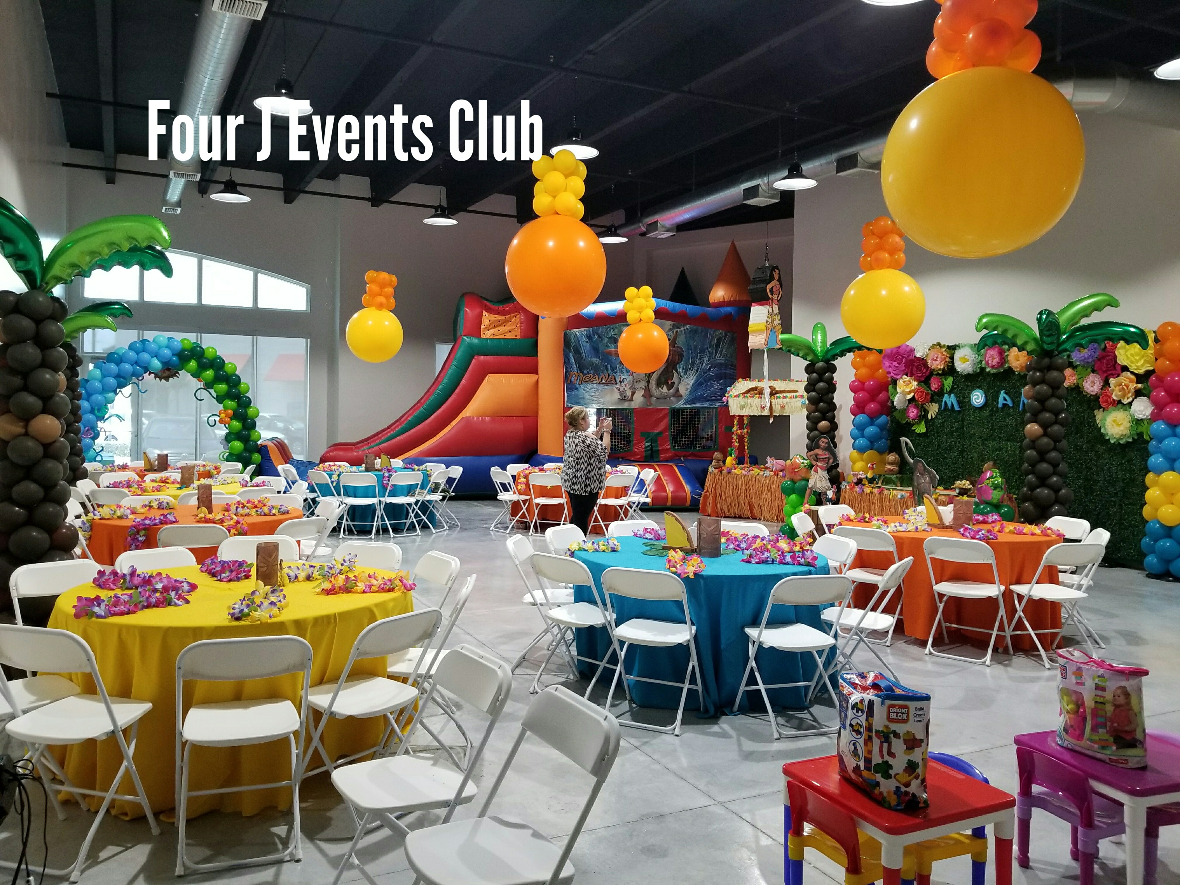 Kids Indoor Birthday Party Places In Miami Kids Birthday