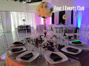 Weeding Guest tables