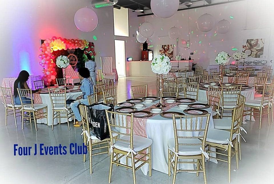 Four J Events Club- Organizer Of Your Dreamy Wedding