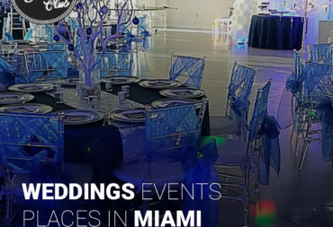 The Best Adult Party Packages and Wedding Places in Miami