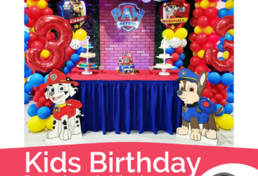 Choose the Ideal Venue For your Kid's Birthday Party