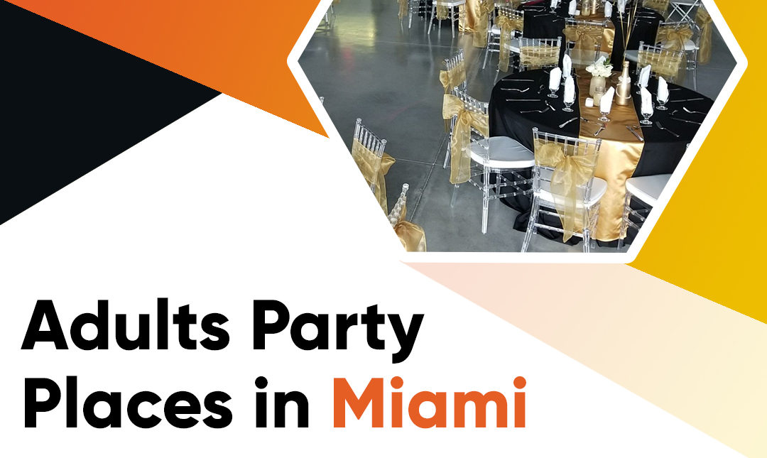 Contact Miami's Best Event Organizer for the Best Packages